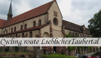 Bicycle Lane Liebliches Taubertal