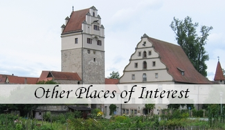 Other Places of Interest