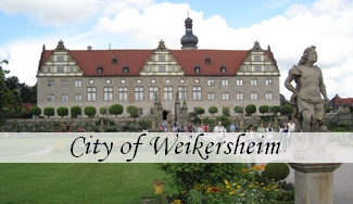 City of Weikersheim